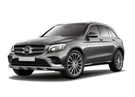 Mercedes GLC Coupe Automatic A/C