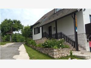 Appartement et Chambres Nevenka Plitvice, Superficie 35,00 m2