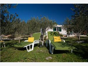 Hus Olive Eden Milna - ön Brac, Storlek 52,00 m2, Luftavstånd till havet 147 m, Avstånd från en vid ingången till nationalpark 135 m
