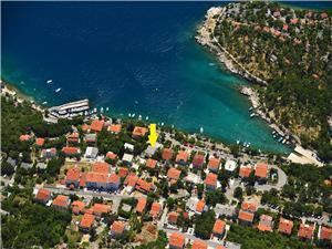 Апартамент Bozy Dramalj (Crikvenica), квадратура 50,00 m2, Воздуха удалённость от моря 40 m