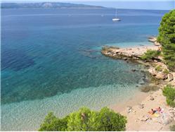 Paklina Mirca - eiland Brac Plaža