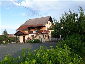 Zimmer Ivan Kontinentales Kroatien, Größe 12,00 m2, Entfernung vom Ortszentrum (Luftlinie) 500 m