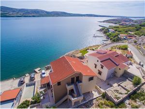 Accommodatie aan zee Tonči Metajna - eiland Pag,Reserveren Accommodatie aan zee Tonči Vanaf 93 €