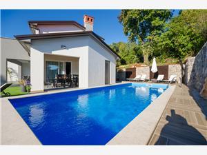 Vakantie huizen De Crikvenica Riviera en Rijeka,Reserveren Icici Vanaf 488 €