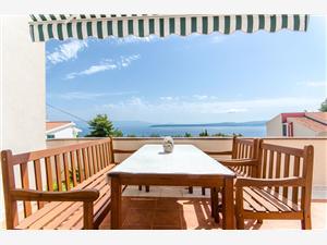 Apartmaj Ana Stomorska - otok Solta, Kvadratura 50,00 m2, Oddaljenost od morja 150 m