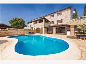 Soukromé ubytování s bazénem Musalez Porec,Rezervuj Soukromé ubytování s bazénem Musalez Od 6216 kč
