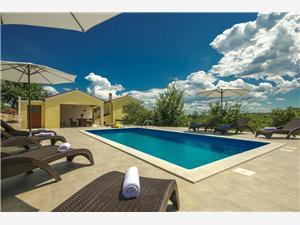 Casa IDa Brijuni, Superficie 200,00 m2, Hébergement avec piscine