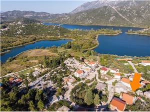Appartamento LORO Riviera di Dubrovnik, Dimensioni 80,00 m2, Distanza aerea dal mare 50 m