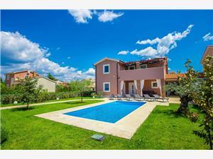 Villa Mariella Kastelir, Dimensioni 160,00 m2, Alloggi con piscina