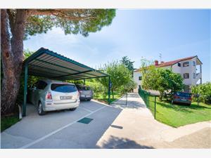Apartmány Dragutin Modrá Istrie, Prostor 56,00 m2