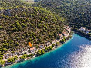 Appartement Graciela Ubli, Kwadratuur 55,00 m2, Lucht afstand tot de zee 10 m