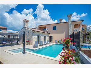 Accommodatie met zwembad Blauw Istrië,Reserveren HD Vanaf 284 €