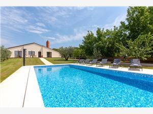 Villa Matilda Fazana Valbandon, Rozloha 55,00 m2, Ubytovanie sbazénom