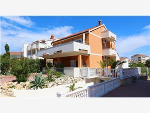 Appartementen II Novalja - eiland Pag,Reserveren Appartementen II Vanaf 72 €