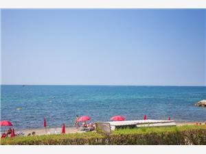 Размещение на море голубые Истрия,Резервирай Cittar От 110 €