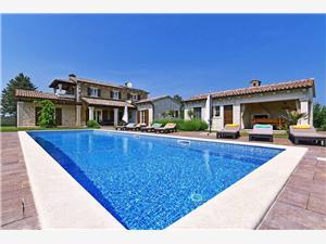 Vakantie huizen Groene Istrië,Reserveren Martina Vanaf 255 €