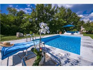 Villa Blauw Istrië,Reserveren Rupena Vanaf 128 €