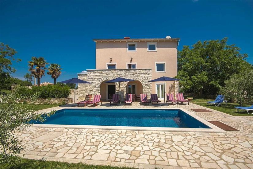 Villa Borgonja