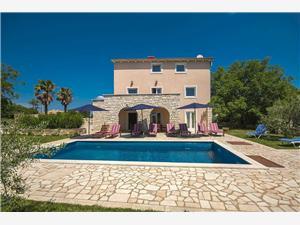 Villa Borgonja Mocibobi, Größe 234,00 m2, Privatunterkunft mit Pool