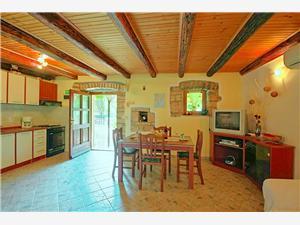 Vakantie huizen Groene Istrië,Reserveren Fragola Vanaf 127 €