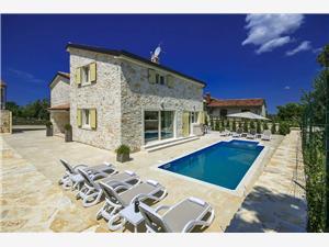 Hébergement avec piscine Emma Porec,Réservez Hébergement avec piscine Emma De 400 €
