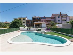 House Sole Valbandon, Rozloha 300,00 m2, Ubytovanie sbazénom