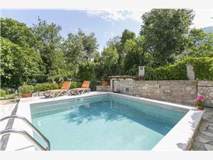 Privatunterkunft mit Pool Gianni Rabac,Buchen Privatunterkunft mit Pool Gianni Ab 157 €