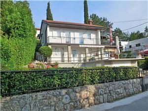 Apartament Ivana Njivice - wyspa Krk, Powierzchnia 50,00 m2, Odległość do morze mierzona drogą powietrzną wynosi 150 m, Odległość od centrum miasta, przez powietrze jest mierzona 500 m