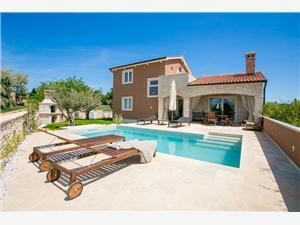 Villa Dominika Kastelir, Dimensioni 155,00 m2, Alloggi con piscina