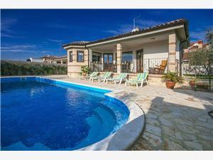 Accommodatie met zwembad Blauw Istrië,Reserveren Adry Vanaf 257 €
