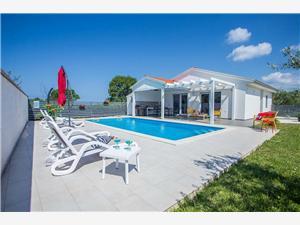 Villa Sunrise Stinjan (Pula), Kwadratuur 78,00 m2, Accommodatie met zwembad