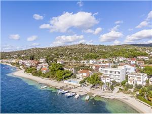 Beachfront accommodation Sibenik Riviera,Book Gojislav From 67 €