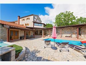 Soukromé ubytování s bazénem Antoli Sveti Martin,Rezervuj Soukromé ubytování s bazénem Antoli Od 6682 kč