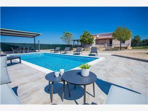 Villa San Antonio Vodnjan, квадратура 110,00 m2, размещение с бассейном