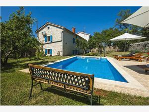 Kwatery z basenem Zielona Istria,Rezerwuj Ana Od 1005 zl