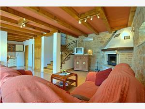 Casa Nadija Tadini, Rozloha 90,00 m2