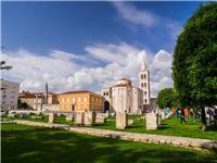 Day 4 (Monday) Rab - Zadar