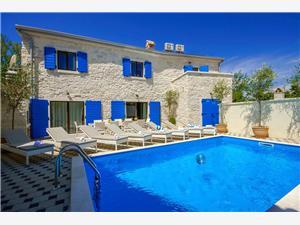 Vakantie huizen Groene Istrië,Reserveren Eni Vanaf 180 €