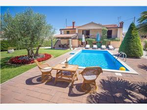 Soukromé ubytování s bazénem Modrá Istrie,Rezervuj Maria Od 2625 kč