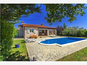 Kwatery z basenem Błękitna Istria,Rezerwuj Agava Od 779 zl