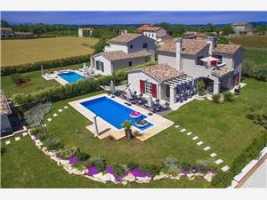 Namestitev z bazenom Zelena Istra,Rezerviraj Emily Od 227 €