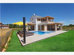 Villa Fortuna Funtana (Porec), Kwadratuur 175,00 m2, Accommodatie met zwembad