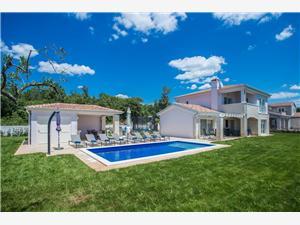 Villa Nikolas Kastelir, Dimensioni 180,00 m2, Alloggi con piscina