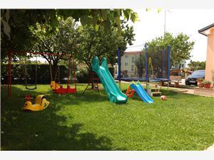 Apartments Danica Umag, Size 86.00 m2