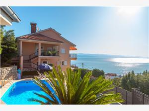 Accommodatie met zwembad De Crikvenica Riviera en Rijeka,Reserveren Adore Vanaf 185 €