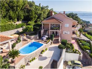 Privatunterkunft mit Pool Adore Icici,Buchen Privatunterkunft mit Pool Adore Ab 150 €