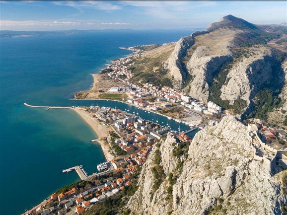 Pamätihodnosti Chorvátska na plavbe Jadranom