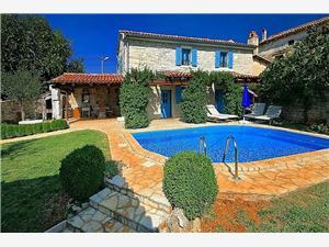 Vakantie huizen Groene Istrië,Reserveren Janko Vanaf 141 €