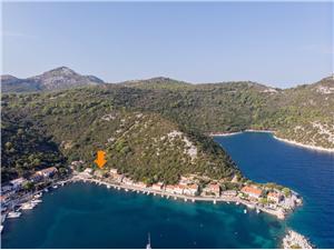 Location en bord de mer Les îles en Dalmatie du sud,Réservez Milka De 127 €