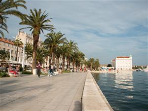 Rundturskryssning från Split